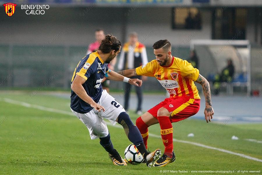 Video: Hellas Verona vs Benevento