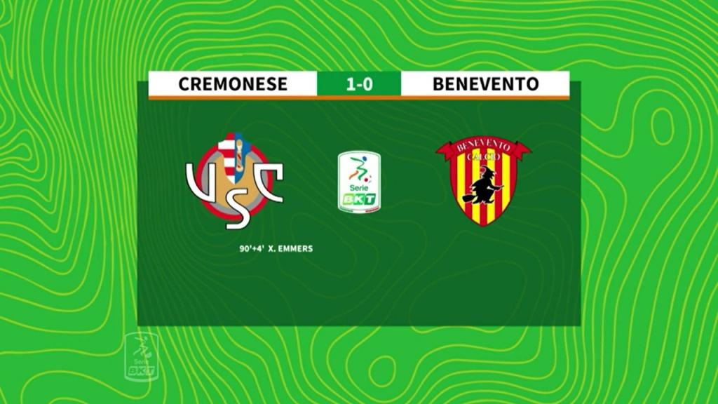 cremonese-benevento-1-0