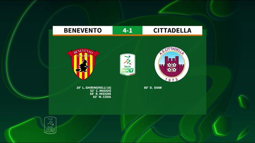 benevento-cittadella-4-1