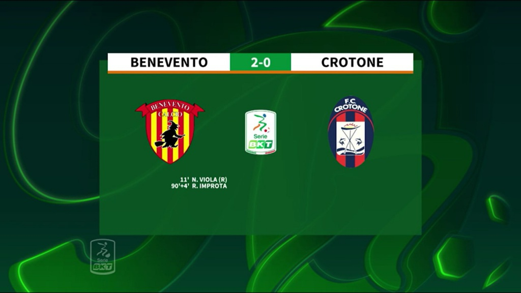 benevento-crotone-2-0