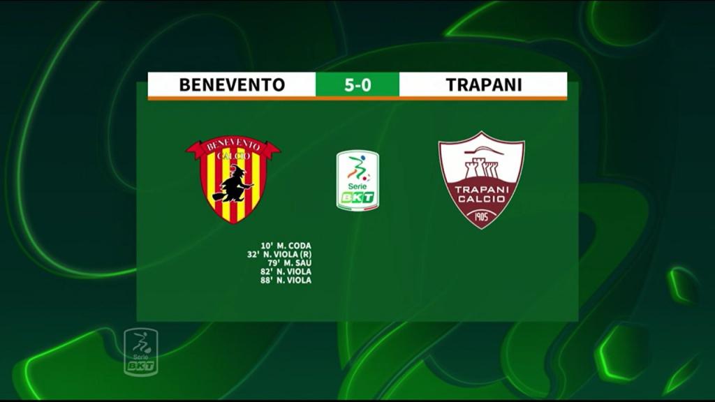 benevento-trapani-5-0