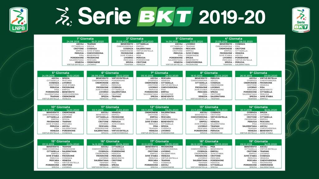 calendario-serie-bkt-2019-20-esordio-in-trasferta-contro-il-pisa