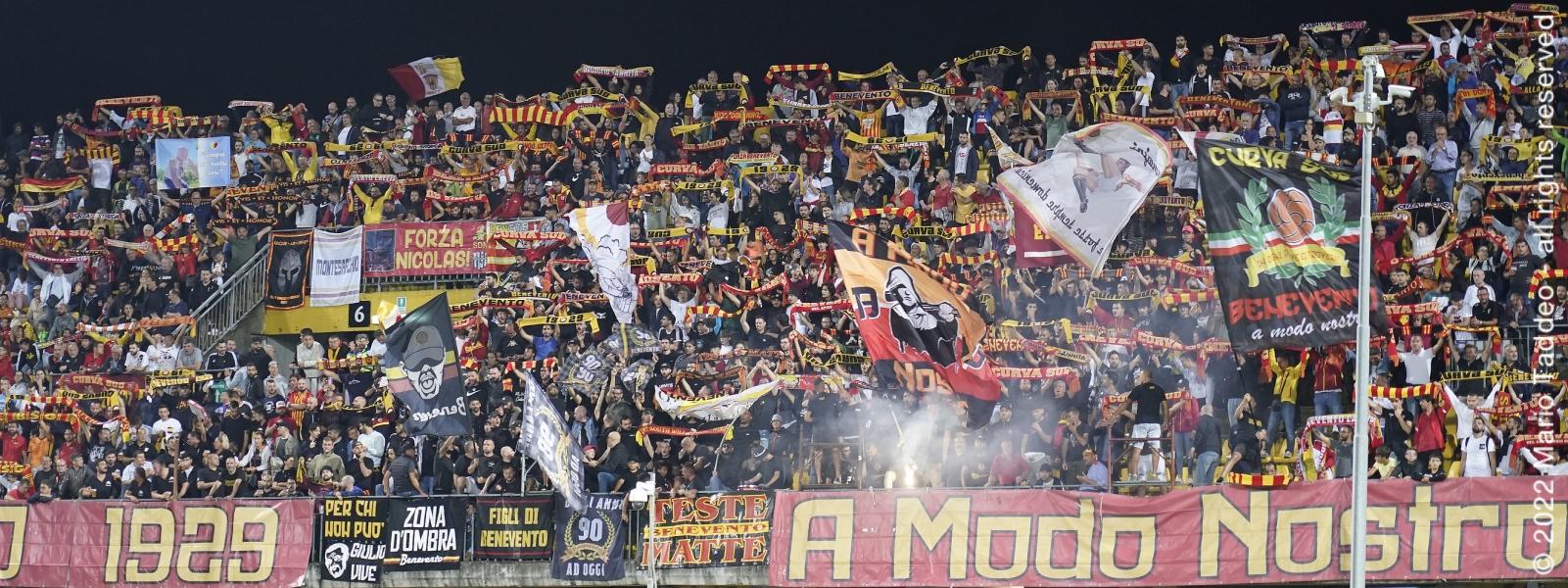 Benevento Calcio Official Web Site